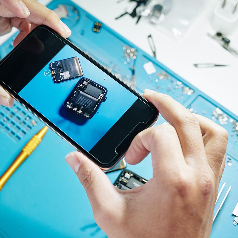 Fiksist At Your Door iFix Phone Tablet Smart Watch Repair Service